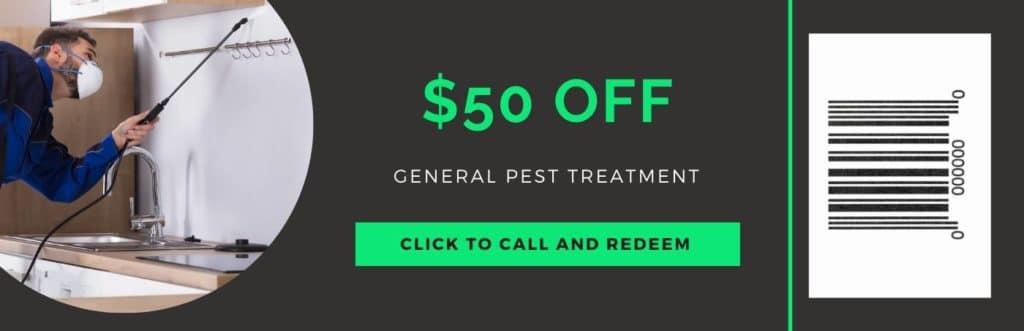pest treatment coupon